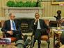 Встреча Арсения Яценюка и Барака Обамы