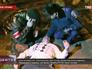 Пострадавший во время беспорядков в Донецке