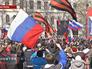 Жители Севастополя смотрят прямую трансляцию выступление В.В. Путина