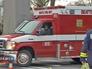 Пожарная машина США