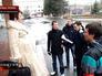 Активисты Майдана требуют подписать заявление об уходе главврача больницы в Виннице, Татьяну Антонец