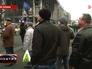 Жители Киева на Майдане