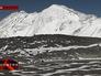 Вулкан Охос-дель-Саладо в Чили