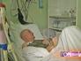 Пациент лежит в палате