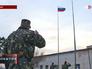 Военнослужащие на военной базе в Крыму
