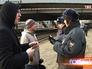 Полицейские ловят безбилетников на железной дороге