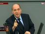 Председатель фракции левых сил Германии Грегор Гизи