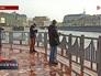 Рыбаки на Водоотводном канале