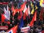 Акция в поддержку Крыма