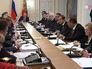 Владимир Путин провёл заседание правительства