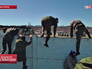 Штурм воинской части бойцами самообороны Крыма