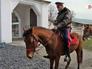 Казаки в Ростовской области патрулируют границу России с Украиной