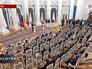 Церемония вручения государственных наград в Екатерининском зале Кремля