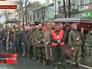 """Похороны активиста """"Правого сектора"""" Александра Музычко"""