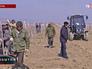 Сельскохозяйственные работы на винограднике в Дагестане