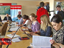 Пресс-конференция о создании бизнес-платформы