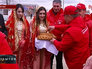 """В Дагестане встречают участников автопробега """"Наша Великая Победа"""""""