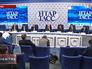 Пресс-конференция на тему условий конкурса на получение президентского гранта