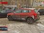Снегопад осложил дорожное движение в Москве