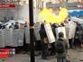Столкновения активистов с милицией в Киеве