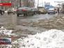 Грязь на улицах Москвы