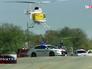 Полиция США блокирует террию военной базы