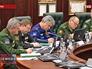 Заседание коллегии Министерства обороны России