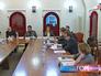 Заседание на тему восстановления памятника Феликсу Дзержинскому