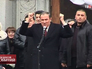 Бывший президент Армении Левон Тер-Петросян