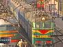 Поезд прибыл на платформу