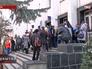 Очередь в паспортный стол в Крыму