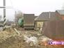 Авария в деревне Юшково