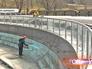 Покраска фонтана в Царицыно