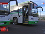 Автобусы на стоянке