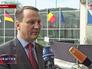 Министр иностранных дел Польши Радослав Сикорски