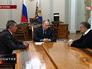 Владимир Путин, Сергей Меняйло и Алексей Чалый