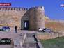 Дербентская крепость в Дагестане