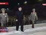 Ким Чен Ын почтил память своего деда Ким Ир Сена