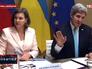 Госсекретарь США Джон Керри и заместитель госсекретаря США Виктория Нуланд