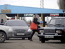 """Пропускной пограничный пункт """"Успенка"""" на украинско-российской границе"""