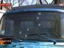 Обстрелянная машина в Мариуполе