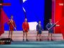 Церемония награждения лучших спортсменов в области боевых искусств