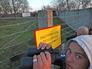 Народные ополченцы Донецкой области занимают административное здание