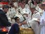 Папы Римский Франциск провел пасхальную мессу
