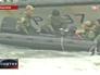 """Спасательная операция на месте крушения южнокорейского парома """"Севоль"""""""