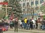 Митинг в Луганской области