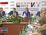 Заседание трехсторонней комиссии по регулированию социально-трудовых отношений