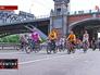 Велогонка в Москве