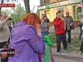 Акция протеста в Донецкой области