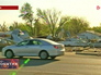 Обломки после торнадо в США